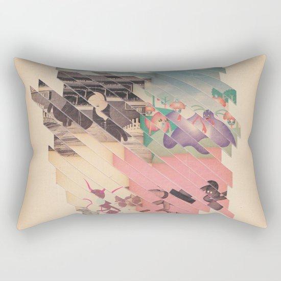 s t r i s c i a t o Rectangular Pillow