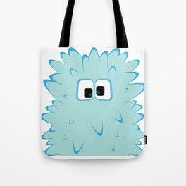 Bubble Beasts: Fur Tamer Tote Bag