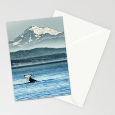 Whale Of A Tale Stationery Cards
