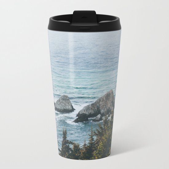 Pacific Northwest Metal Travel Mug