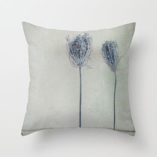 Two Throw Pillow
