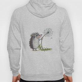 Hedgehog & Dandelion Hoody
