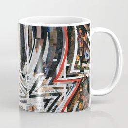 Travel Maze Coffee Mug