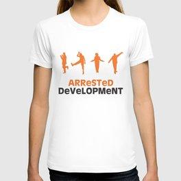 Arrested Development Minimal Poster T-shirt