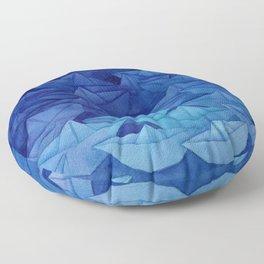 Travelling wonder Floor Pillow