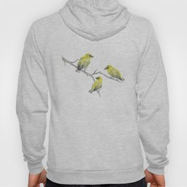 Finch Bird Hoody