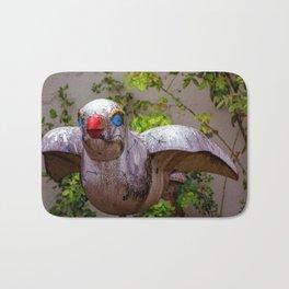 Sparrow of Ulm Bath Mat