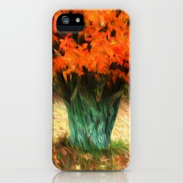 Van Gogh Autumn iPhone Case