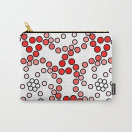 Looping Red Carry-All Pouch