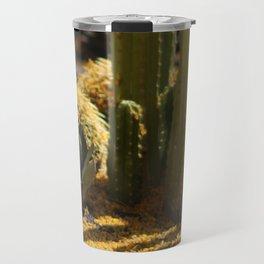 Palo Brea Blossoms and Cactus Garden Travel Mug