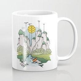 Fox river Coffee Mug