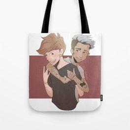 Zouis Rise Tote Bag