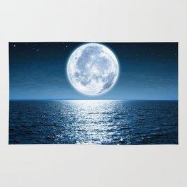 Giant Moon Rug