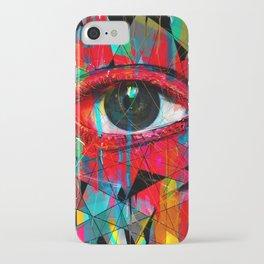 Useless Eyes iPhone Case