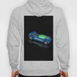 """Reflections"" - Toy Car Hoody"