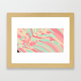 Smoothie Framed Art Print