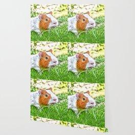 CArt Guinea Pig Wallpaper