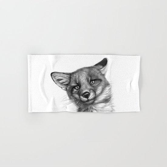 Fox Cub G139 Hand & Bath Towel
