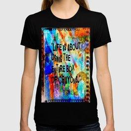 Crayon Box 2 T-shirt