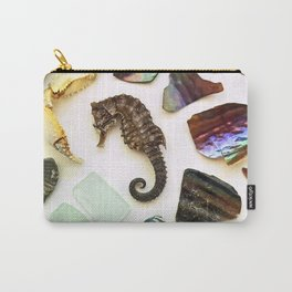 Curly Q Carry-All Pouch