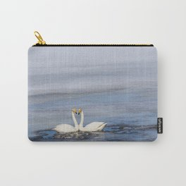 swans love of life Carry-All Pouch