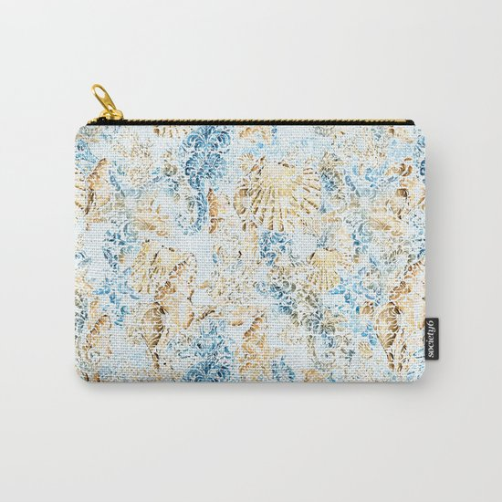 Sea & Ocean #9 Carry-All Pouch