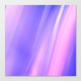 Motion Blur Series: Number Six Canvas Print
