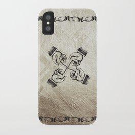synergy iPhone Case