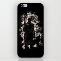 monster hunter iPhone & iPod Skins featuring hunter by barmalisiRTB