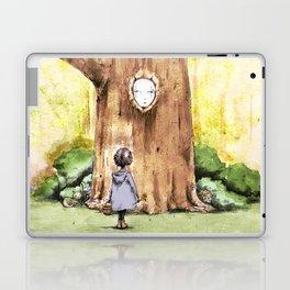 A Curious Quercus Laptop & iPad Skin