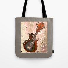 Mandolin Serenade Tote Bag
