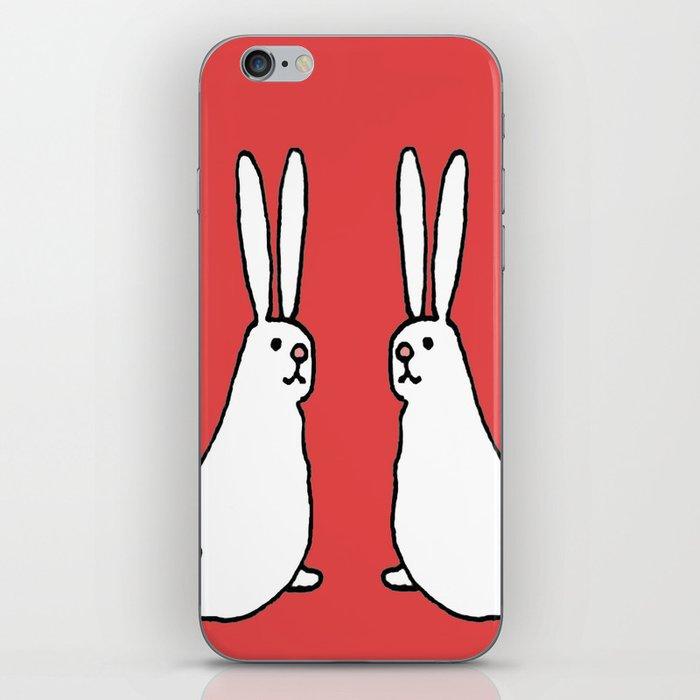 Usagi Rabbits iPhone Skin