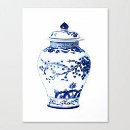 GINGER JAR NO. 3 Canvas Print