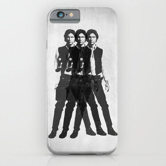 Triple Harrison  iPhone & iPod Case