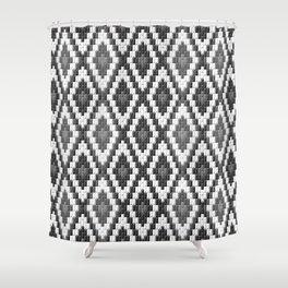 Digital Ethnic 02 Shower Curtain