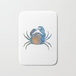 A Crab Bath Mat