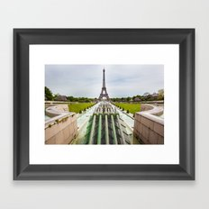 Eifel Tower  Framed Art Print