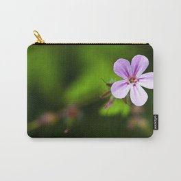 Geranium Robertianum Carry-All Pouch