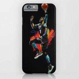 Kyrie Basketball Sports Star Brooklyn Net iPhone Case