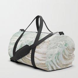 Sea Foam Duffle Bag