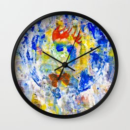 Bubble Trap Wall Clock