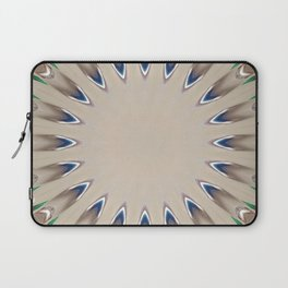 Asterisk Mandala 2 Laptop Sleeve