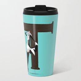 Terry & Copperplate Travel Mug