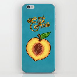 Eat Me iPhone Skin