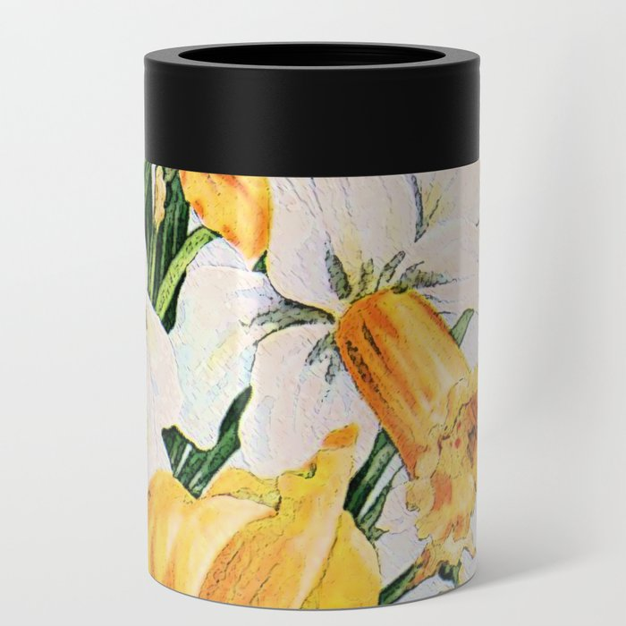 Wordsworth  and the daffodils. Can Cooler