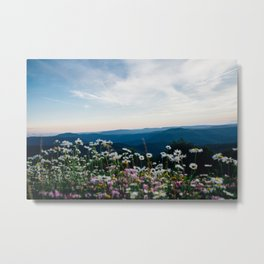 Flower Photography by Elijah Hail Metal Print