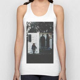 Brand New Band Edit Unisex Tank Top