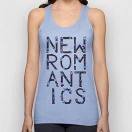 New Romantics Unisex Tank Top