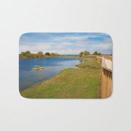 Assateague Island Marsh Bath Mat
