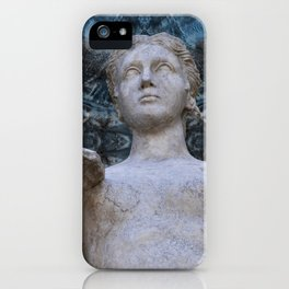Tique iPhone Case